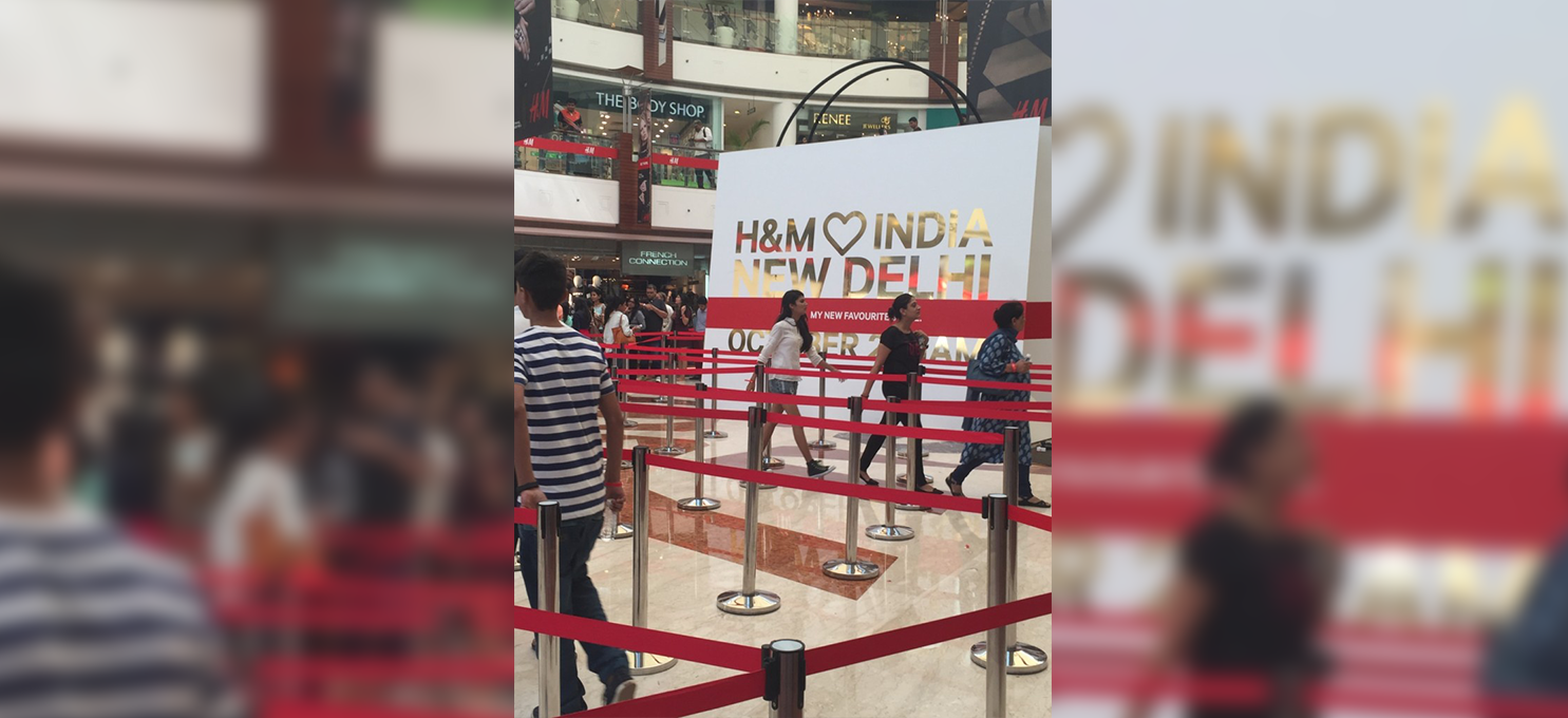 H&M Finally Debuts In India