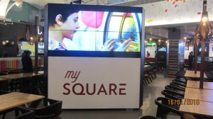 Reason #8– There's no square like My Square