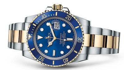 A Sleek Watch