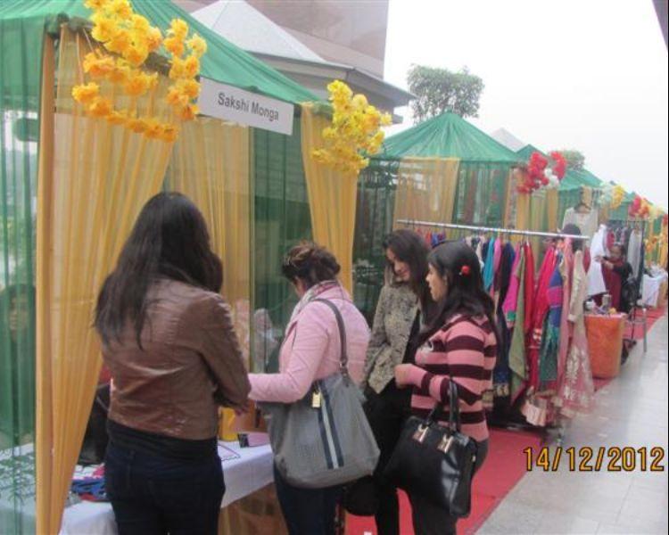 Xmas bazaar for a cause