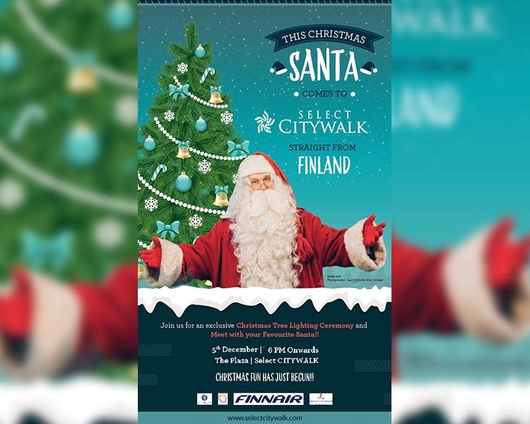 Christmas_Santa Finland_Event