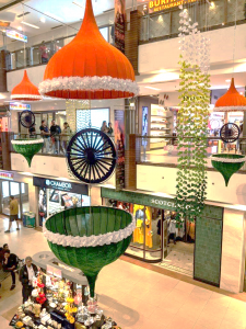 How can children celebrate Republic Day at Select Citywalk