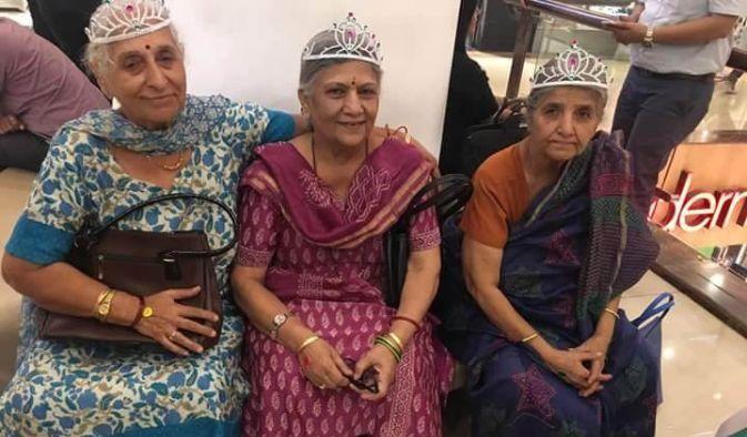 Celebrate International Day of Senior Citizens day