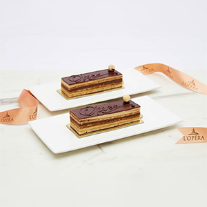 Revel In The French Goodness At L'Opera