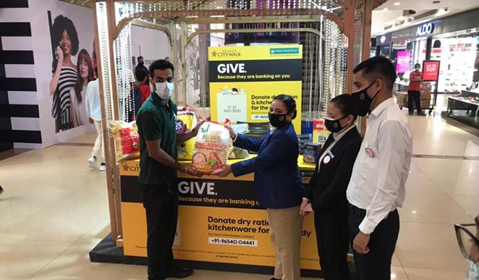 dry-ration-kitchenware-donation-drive