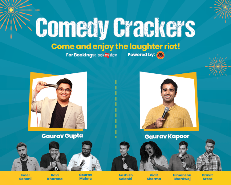 Comedy Crackers