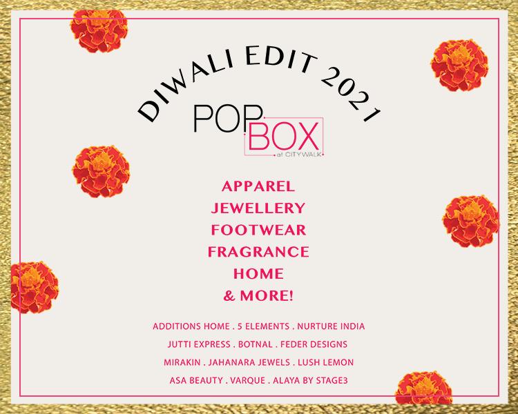The PopBox- Diwali Edition 2021